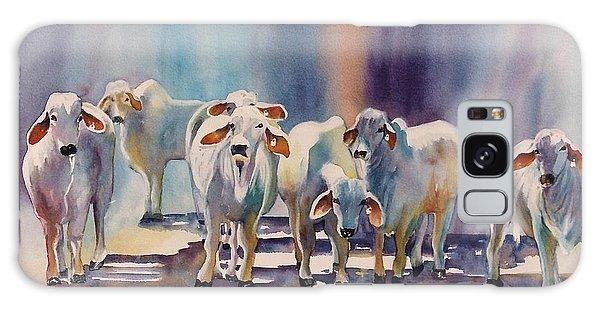 Attention All Ears.  Brahman Bulls Galaxy Case