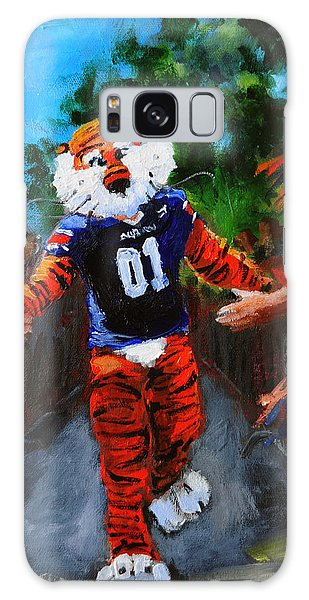 Aubie Tigerwalk Galaxy Case