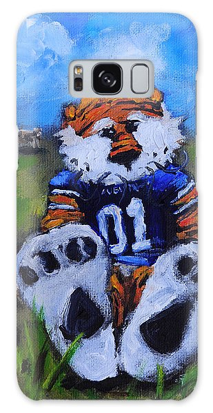 Cow Galaxy S8 Case - Aubie With The Cows by Carole Foret