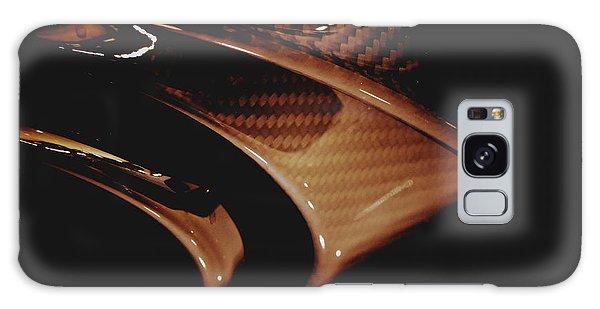 Audi 2014 Rs7 Carbon Fibre Exhaust  Galaxy Case