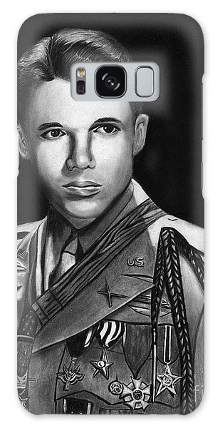 Audie Murphy Galaxy Case