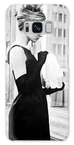 Audrey At Tiffanys Galaxy Case