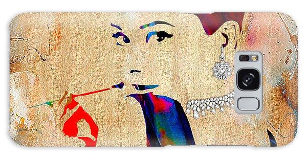 Audrey Hepburn Collection Galaxy Case