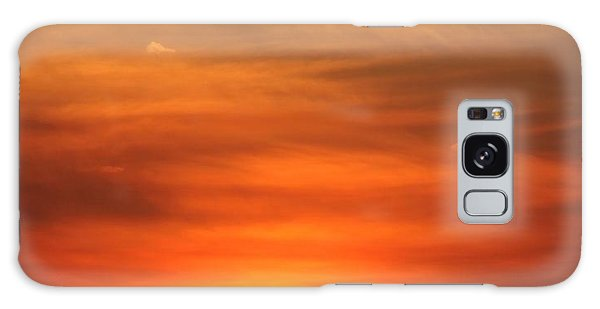 August Morning Galaxy Case by Erica Hanel