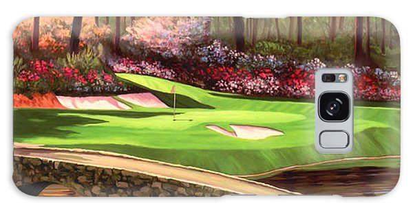 Augustas 12 Hole 28x9 Galaxy Case by Tim Gilliland