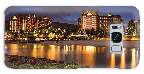 Aulani Disney Resort At Ko Olina Galaxy Case