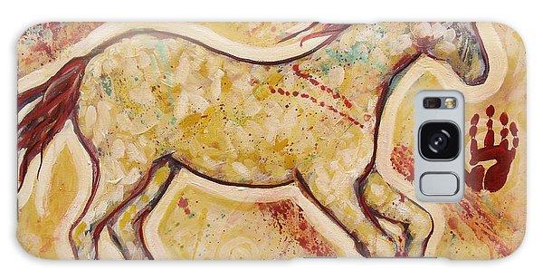 Aura Spirit Horse Galaxy Case