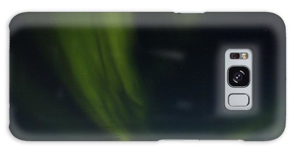 Aurora Borealis Over Iceland Galaxy Case by Andres Leon