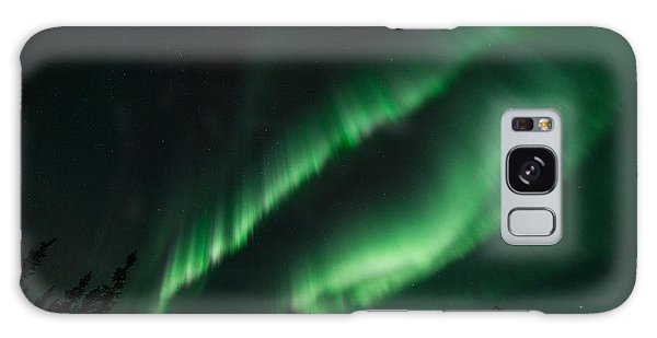Aurora Curtain Galaxy Case