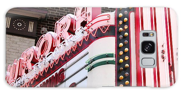 Aurora Theater Marquee Galaxy Case