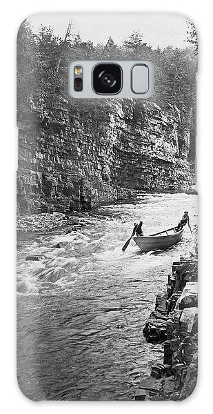 Chasm Galaxy Case - Ausable River Rapids by Underwood Archives