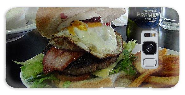 Aussi Burger Galaxy Case