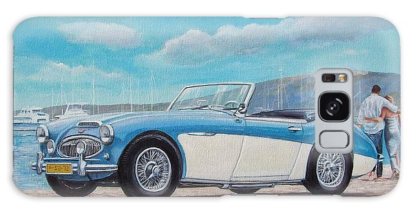 Austin Healey Bj8 Mark IIi Galaxy Case