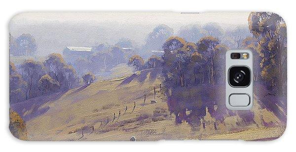 Victoria Galaxy Case - Australian Oil Painting by Graham Gercken