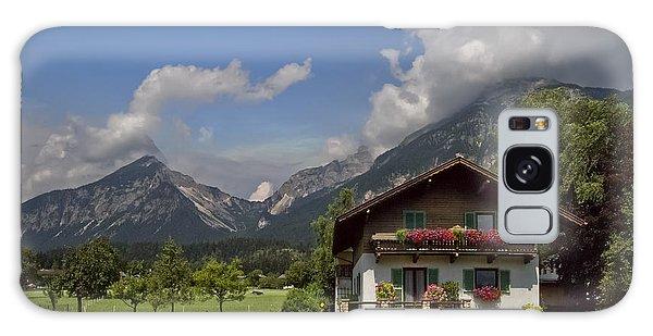 Austrian Cottage Galaxy Case