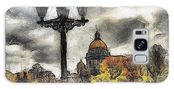 Autum Peterburg Galaxy Case by Yury Bashkin