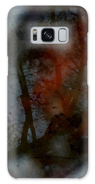 Autumn Abstract Galaxy Case by Photographic Arts And Design Studio