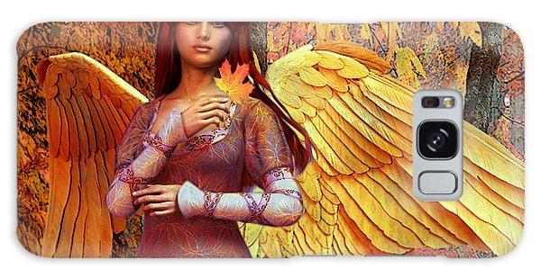 Autumn Angel 2 Galaxy Case