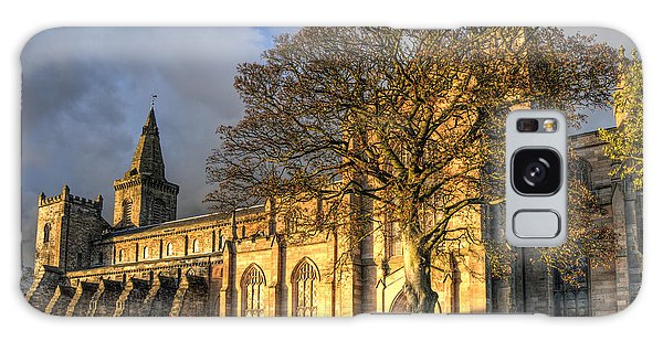 Autumn At Dunfermline Abbey Galaxy Case