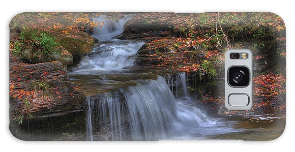 Autumn At Ricketts Glen Galaxy Case