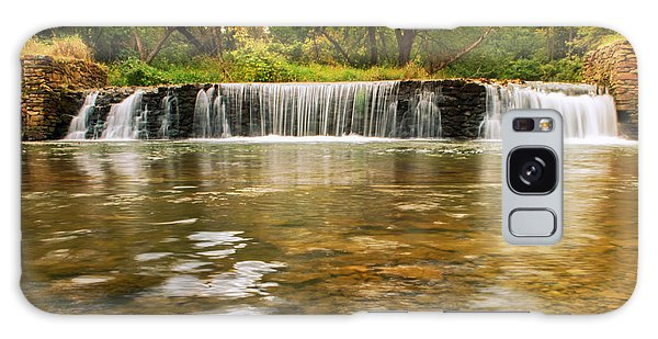 Autumn At Valley Creek Galaxy Case