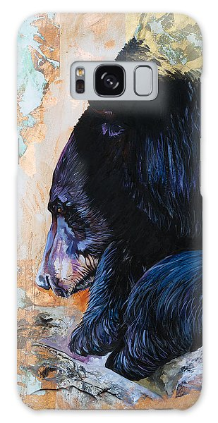Autumn Bear Galaxy Case
