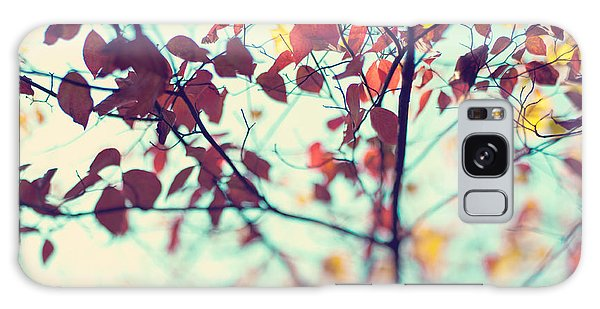 Autumn Beauty Galaxy Case by Kim Fearheiley
