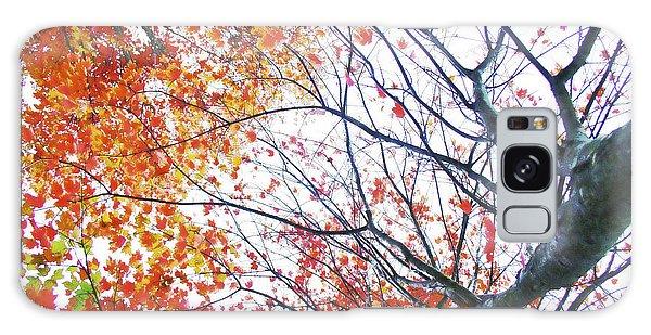 Autumn Bleeds Galaxy Case