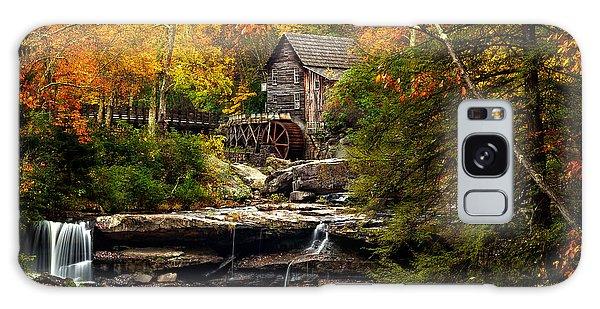 Autumn Bliss Galaxy Case by Deborah Scannell