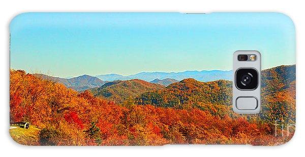 Autumn Blue Ridge Galaxy Case
