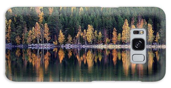 Sweden Galaxy Case - Autumn by Bror Johansson
