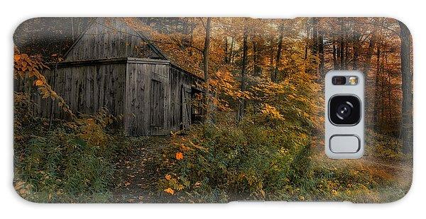 Autumn Canopy Galaxy Case by Robin-Lee Vieira