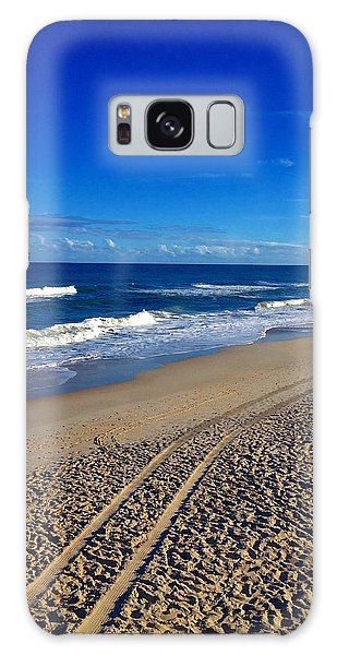 Autumn Carolina Beach Galaxy Case