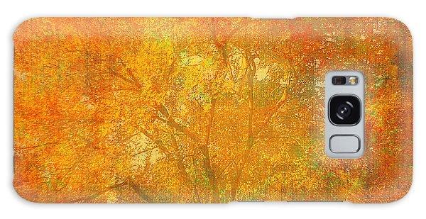 Autumn Colors Galaxy Case