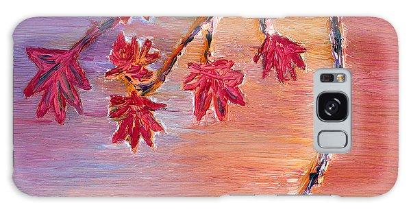 Autumn Colors Galaxy Case by Vadim Levin