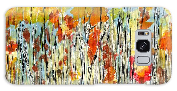 Autumn Colours Galaxy Case by David Dossett
