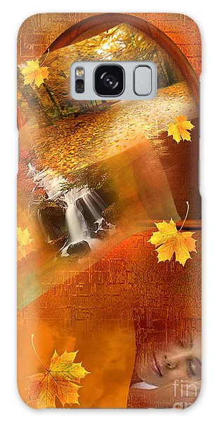 Autumn Dream Galaxy Case