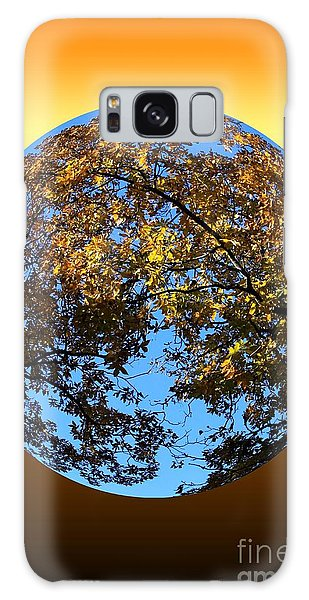 Autumn Ecstacy Galaxy Case