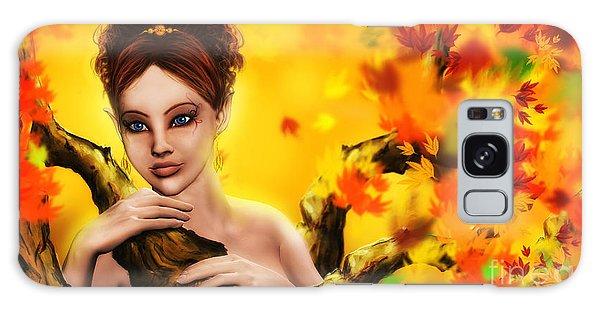Autumn Elf Princess Galaxy Case