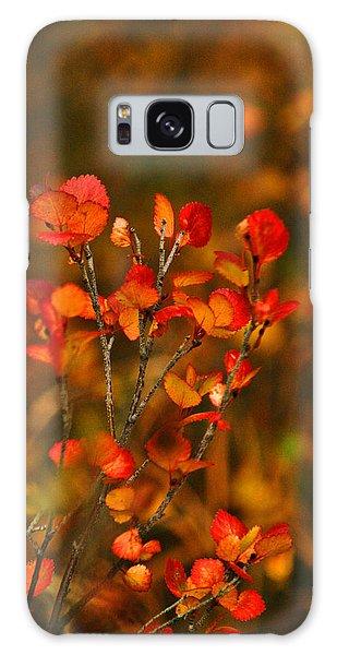 Autumn Emblem Galaxy Case