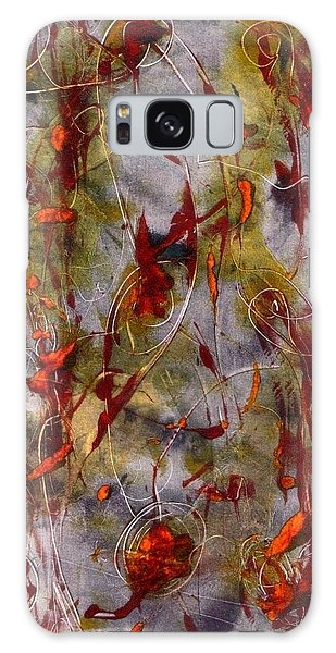Autumn Faeries Galaxy Case