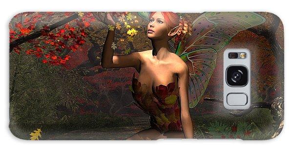 Autumn Fairy Galaxy Case