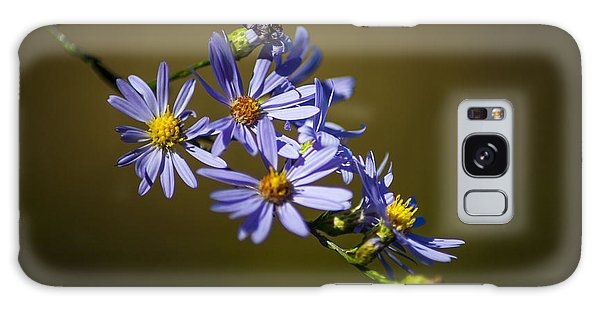 Autumn Floral Galaxy Case