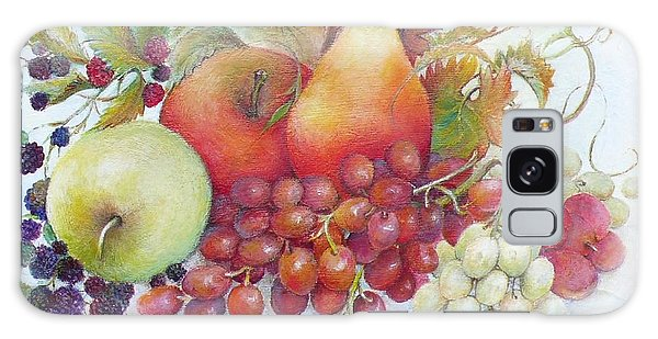 Autumn Fruits  / Sold Galaxy Case