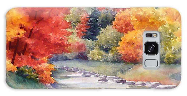 Autumn Glory Galaxy Case