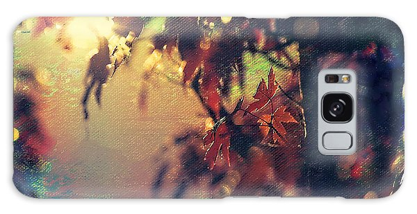 Autumn Glow Galaxy Case