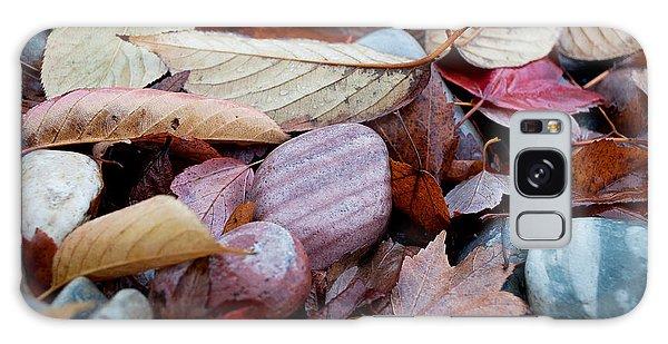 Autumn Greatness Galaxy Case by Gwyn Newcombe