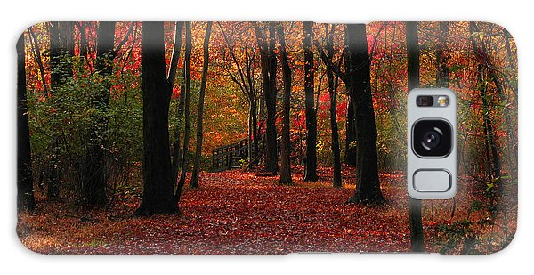 Autumn IIi Galaxy Case