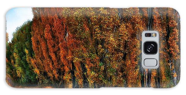 Autumn Impression Galaxy Case