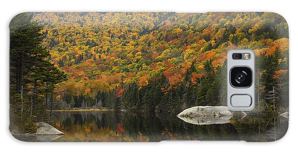 Autumn In Kinsman Notch Galaxy Case
